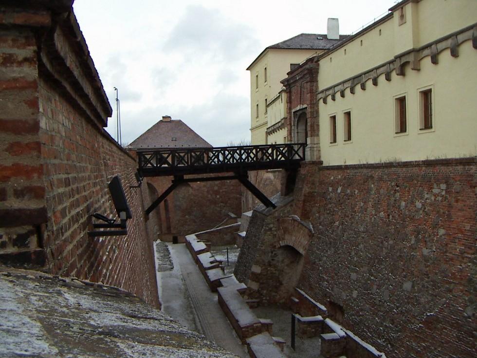 Замок Шпилберк: яркая страница истории Чехии