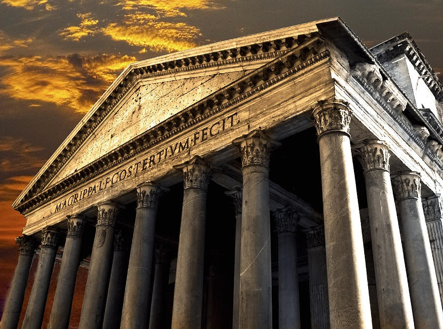 the-pantheon-rome-italy