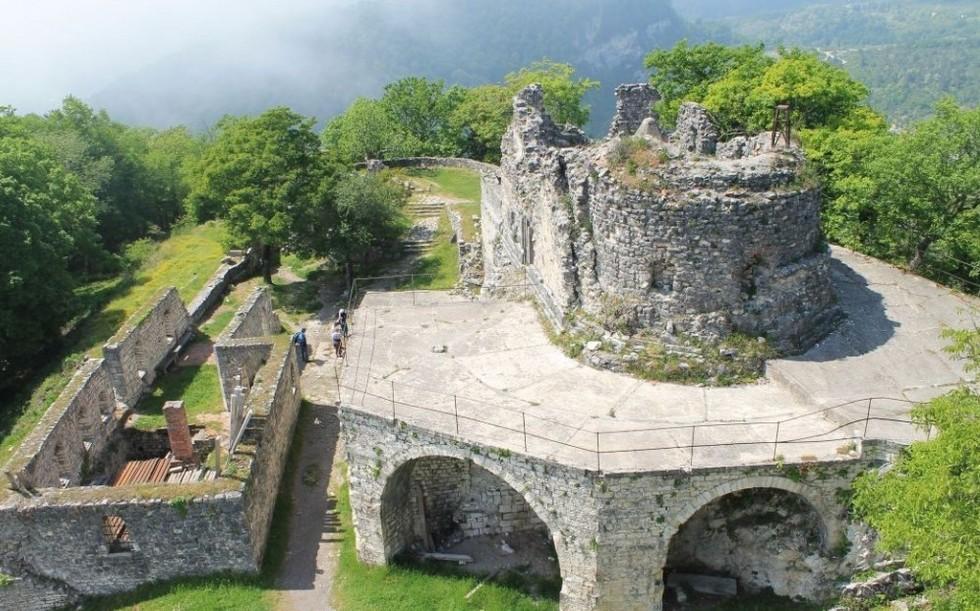 Анакопийская крепость: символ Абхазии
