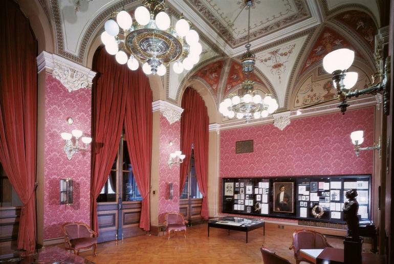 Пражский Rudolfinum (Чехия)