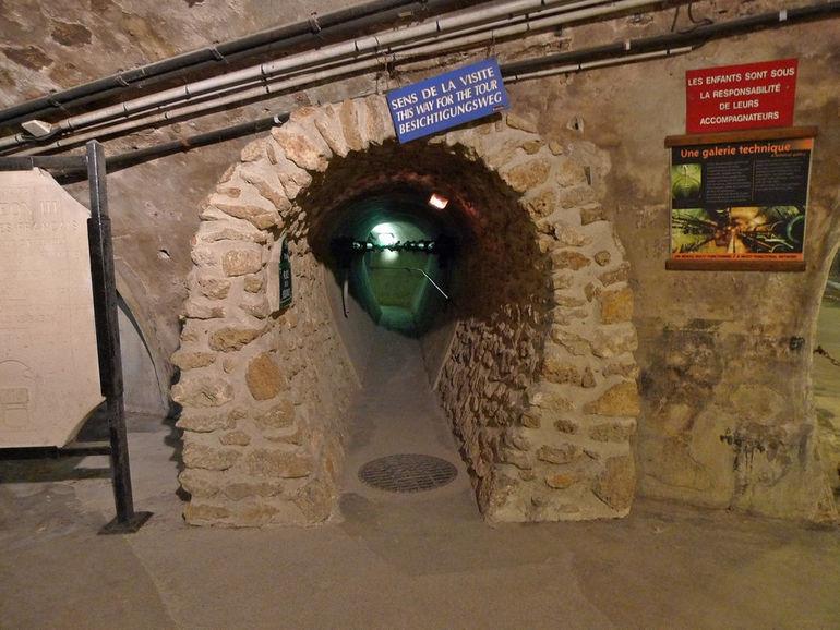 Музей Канализации в Париже (Франция)