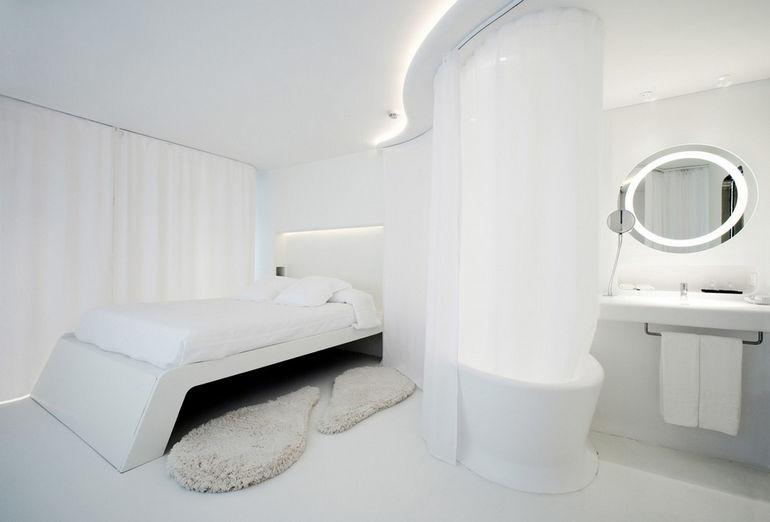 Отель в Мадриде Silken Puerta America (Испания)