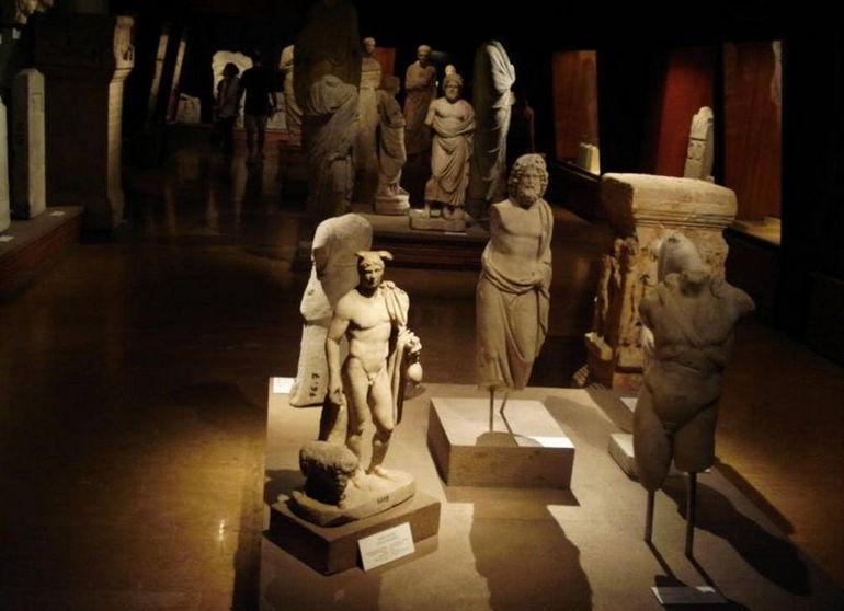 Археологический музей в Стамбуле (Турция)