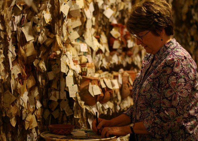 Музей Волос в Каппадокии (Турция)