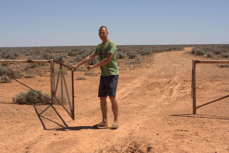 Забор Динго  (Австралия)