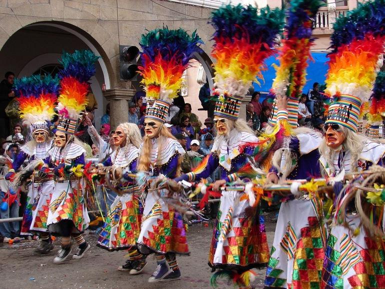 Карнавал Оруро: древний праздник музыки и танцев (Боливия)