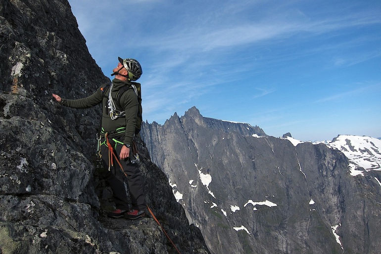 Стена Троллей (Норвегия)