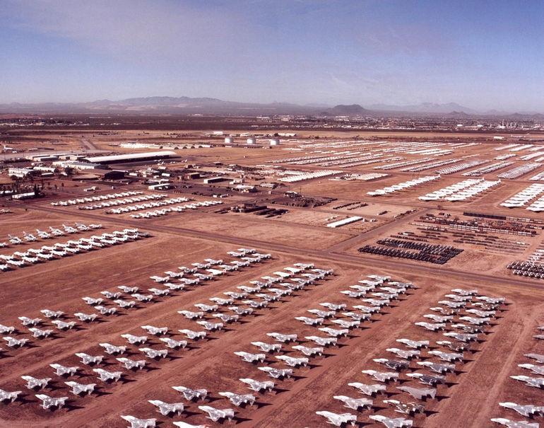 AMARC_at_Davis-Monthan_Air_Force_Base