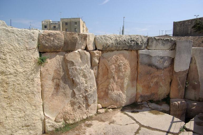 Malta, Tempel von Taxien.