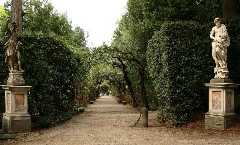 Skulpturen_Boboligarten_Florenz