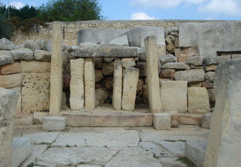 Tarxien_South_Temple