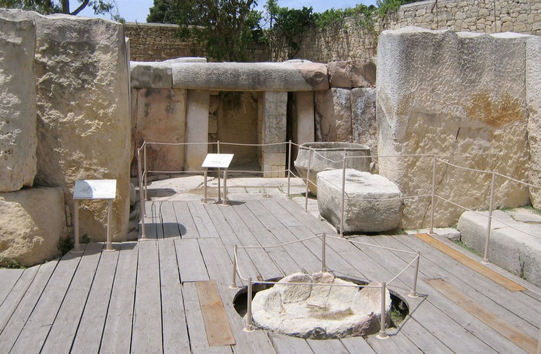 Tarxien_temple