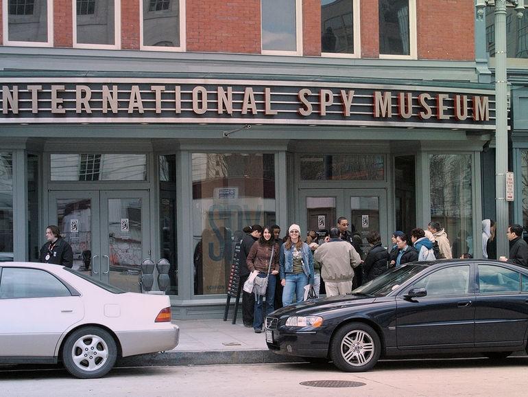 Международный музей шпионажа (США)