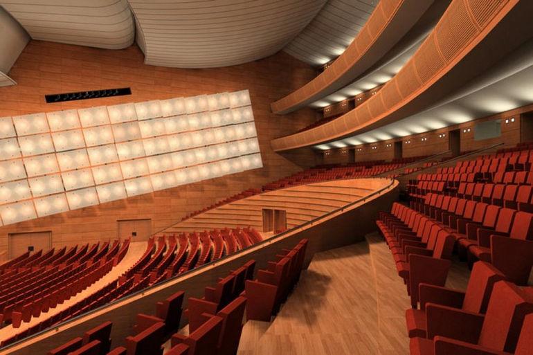 Театр Арчимбольди в Милане (Италия)