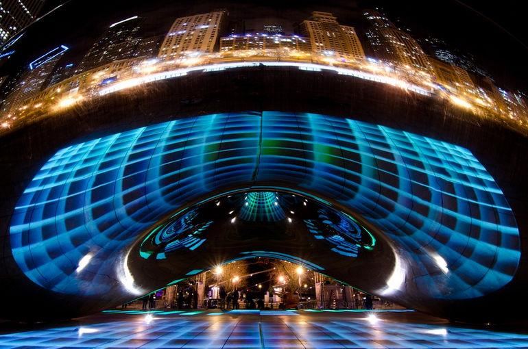 chicago millenium park-13