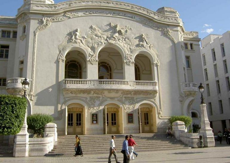 Музей Бардо (Тунис)