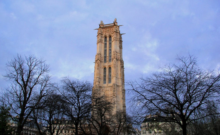 Башня Сен-Жак (Франция)