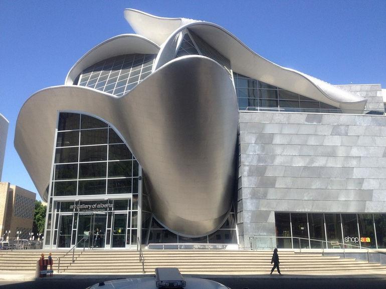Художественная галерея Альберты (Канада)
