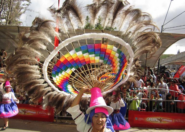 Карнавал Оруро (Боливия)