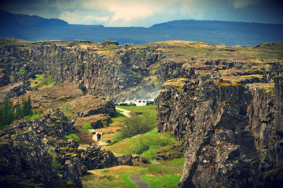 Парк Тингвеллир и его жемчужина Силфра (Исландия)
