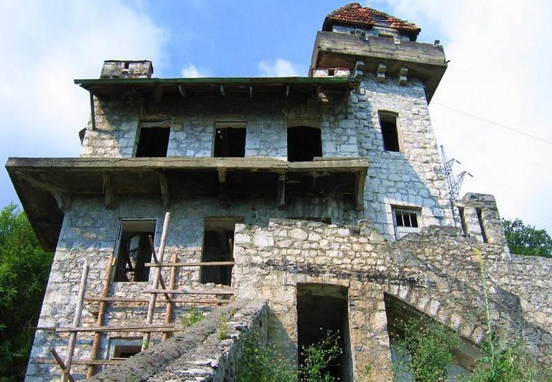 Крепость Абаата: одно из древнейших оборонительных сооружений Абхазии