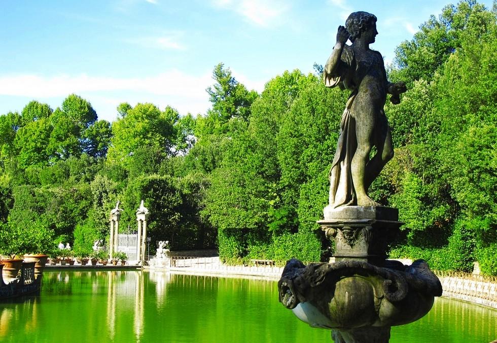 original_Giardini di Boboli-Boboli Gardens-Florence Italy