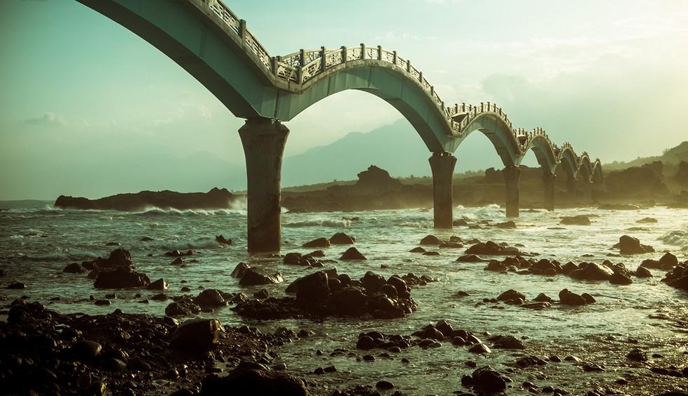 Терраса трёх бессмертных (Тайвань)