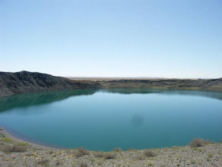 Озеро Чаган (Казахстан)