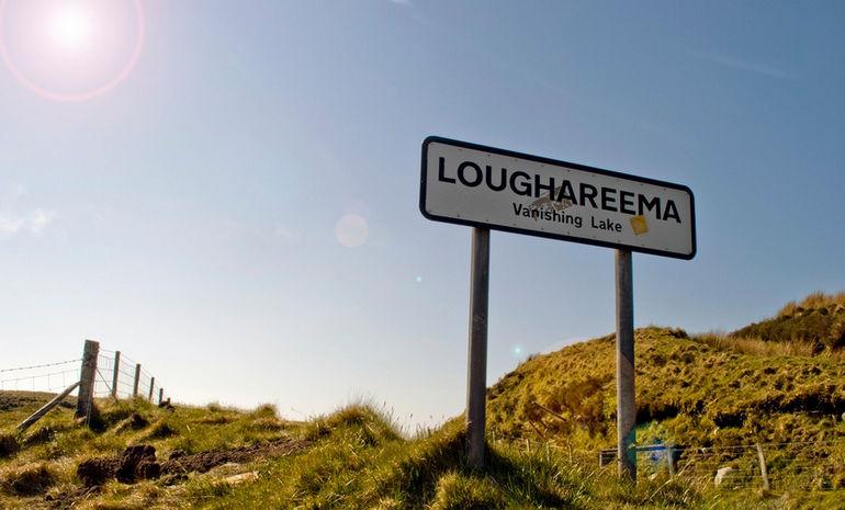 Лагарима: исчезающее озеро (Ирландия)