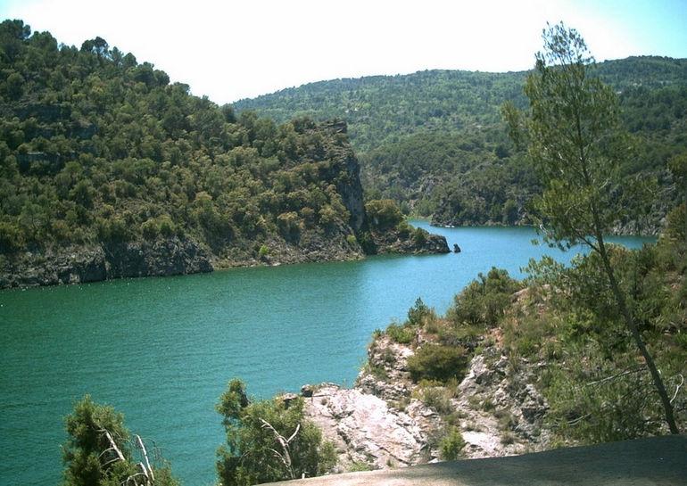 Река Тахо: природный символ Испании