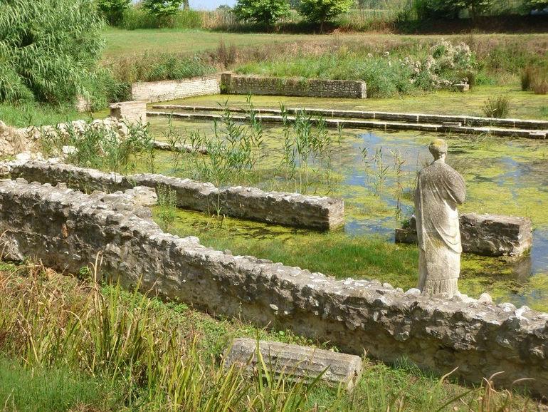 археологический парк Дион (Греция)