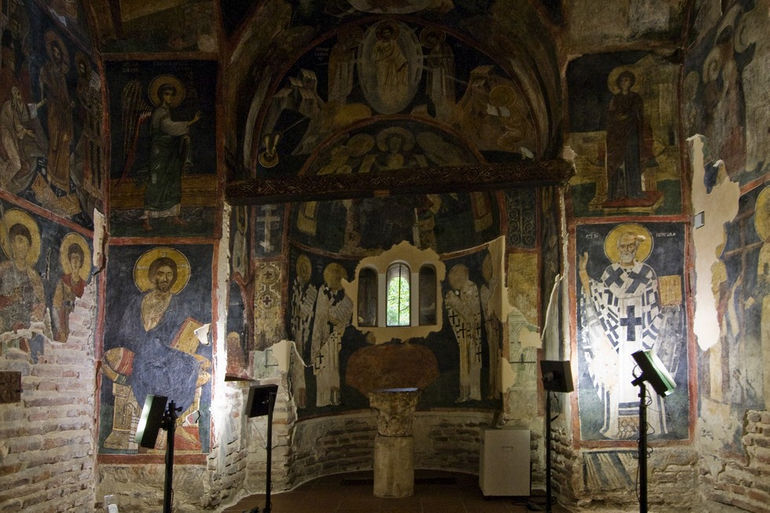 Boyana-Church-frescoes