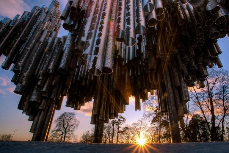 Sibelius Monument (1)