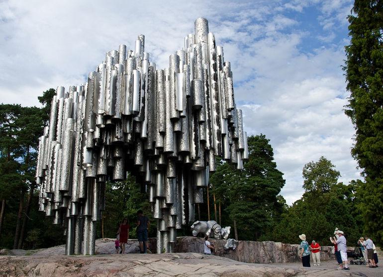 Sibelius-Monument-Helsinki