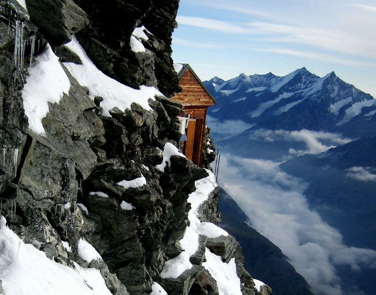 Solvay-Hut
