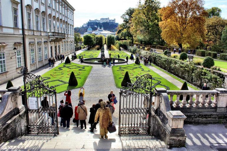 The-Mirabell-Gardens-Salzburg