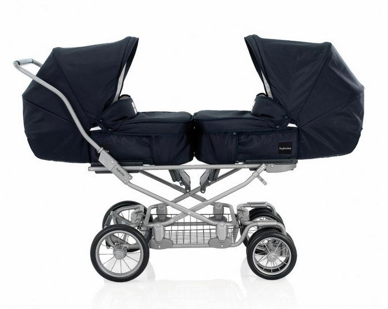Рейтинг лучших колясок для двойняшек