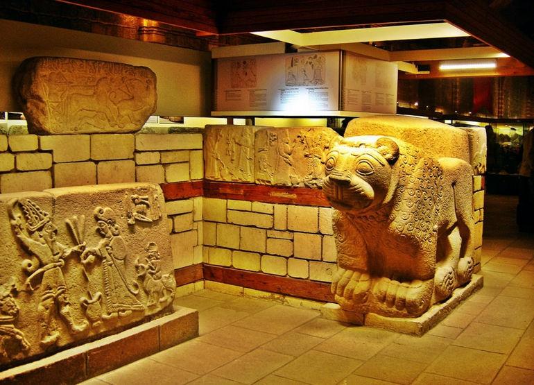 Музей анатолийских цивилизаций: историческая память Турции
