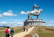 Памятник Чингисхану (Монголия)