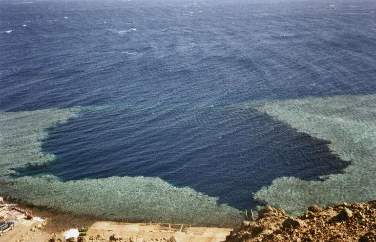 Blue Hole - Dahab, Egypt (1)