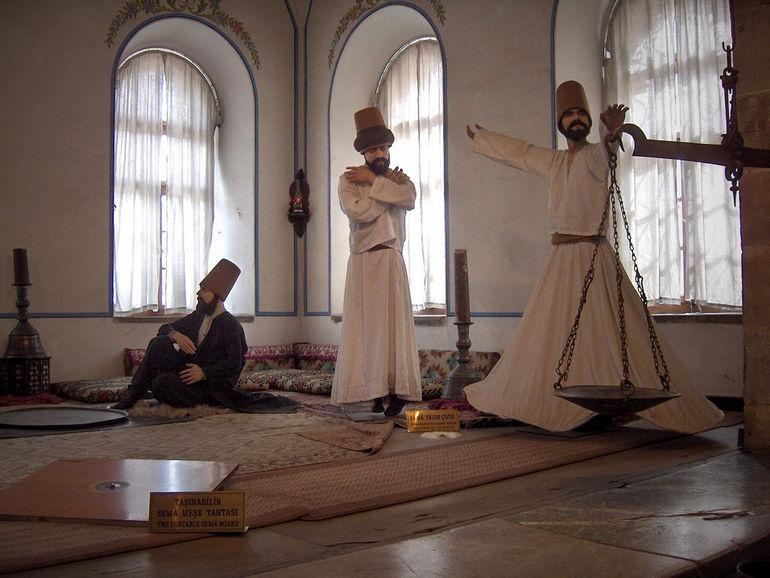 Музейный комплекс Мевляны: одно из самых посещаемых мест в Турции