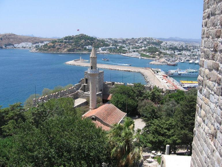 Turkey_Bodrum_Castle_Mosque