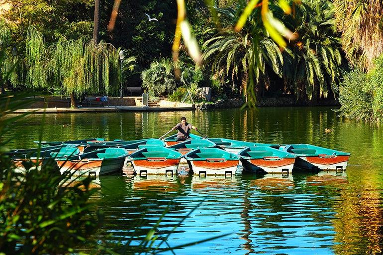 boating.lake_.parc_.ciutadella.barcelona