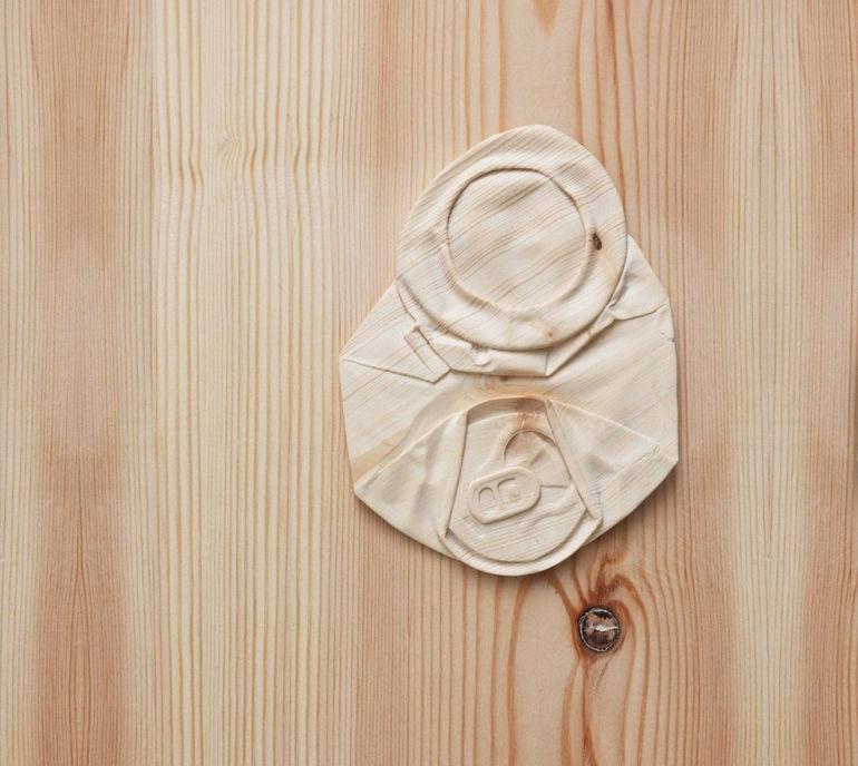 Пластик из… дерева: необычные работы Кэролайн Слотте (Финляндия)