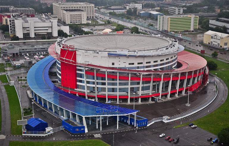 «Мегаспорт»: главная ледовая арена России