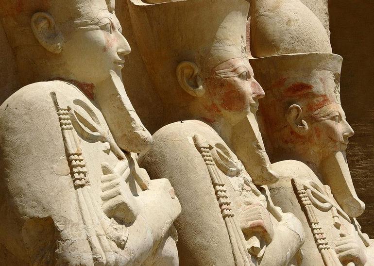 Temple of Hatshepsut 2