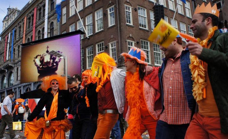 День рождения королевы: один из главных праздников Голландии