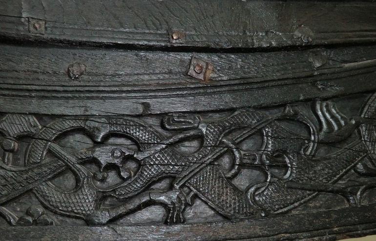 Музей кораблей викингов в Бюгде, Норвегия