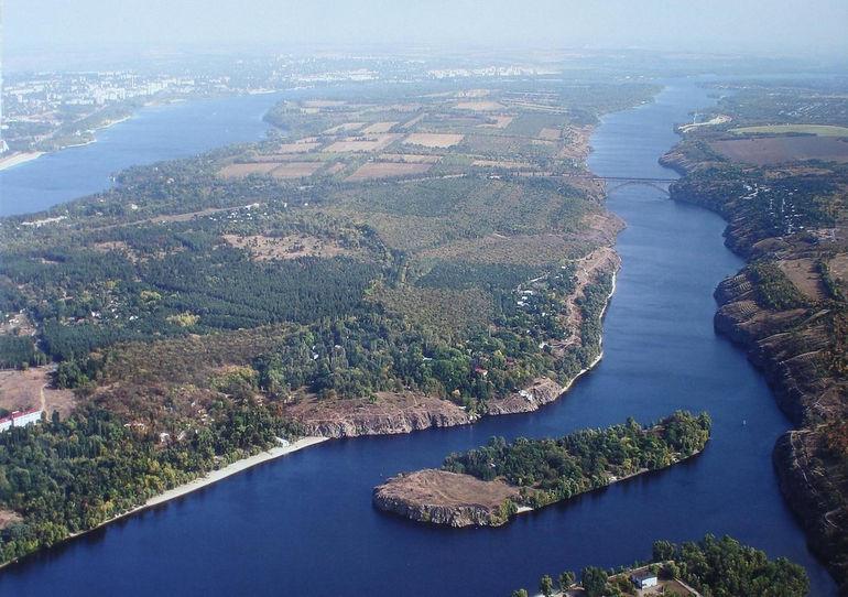 Остров Хортица (Украина)