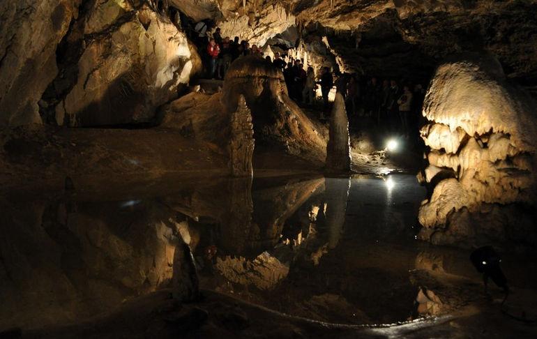 Бельянская пещера
